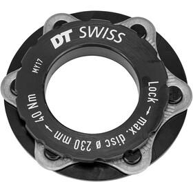 """DT Swiss X 1900 Spline Achterwiel 27,5"""" aluminium CL 148/12mm TA Boost Shimano DB 22,5mm, zwart/wit"""